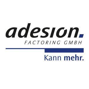 Firmenlogo der adesion Factoring GmbH