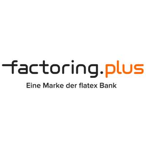 Firmenlogo der factoring.plus.AG