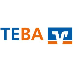 Firmenlogog der TEBA Kreditbank